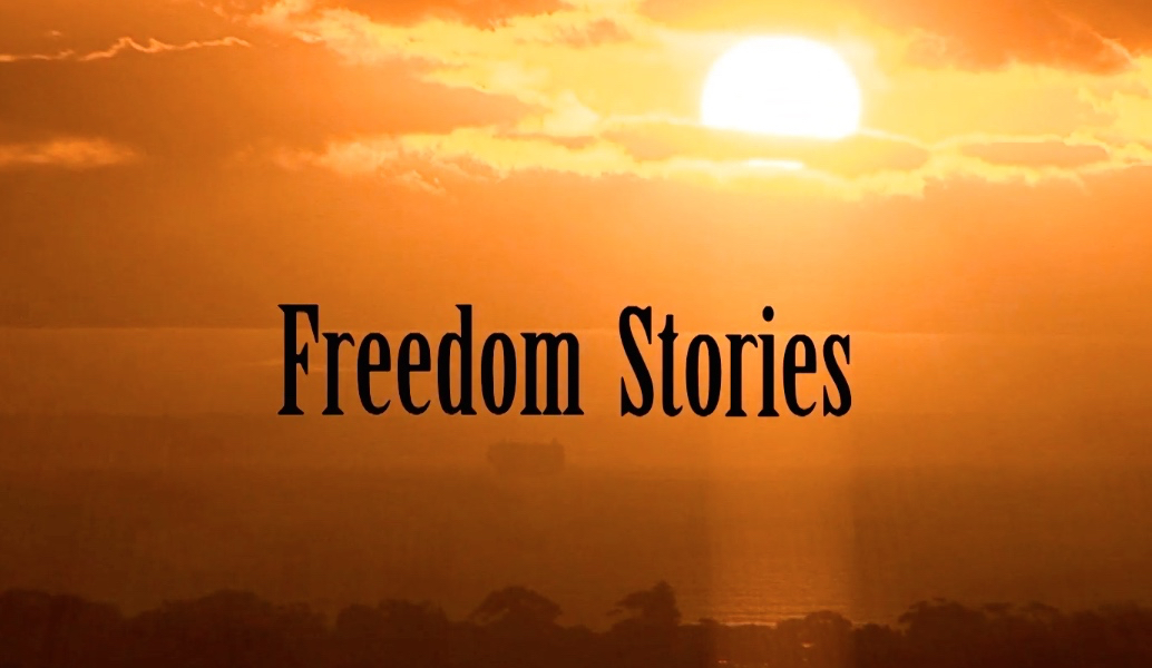 Freedom Stories Title
